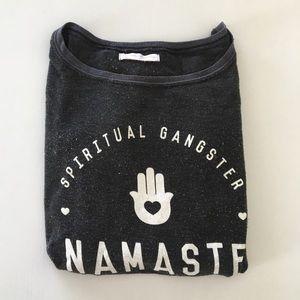 Spiritual Gangster Sweatshirt - Yoga Sweatshirt
